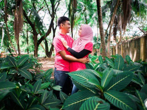 Nashan + Hasanah | Post Wedding