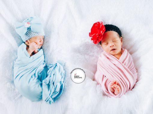 Maisarah Hanis & Maisarah Hanim | Twin