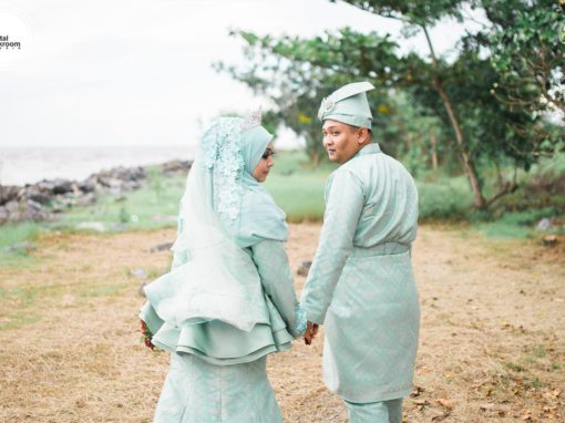 Eika + Shahril | Solemnization & Wedding
