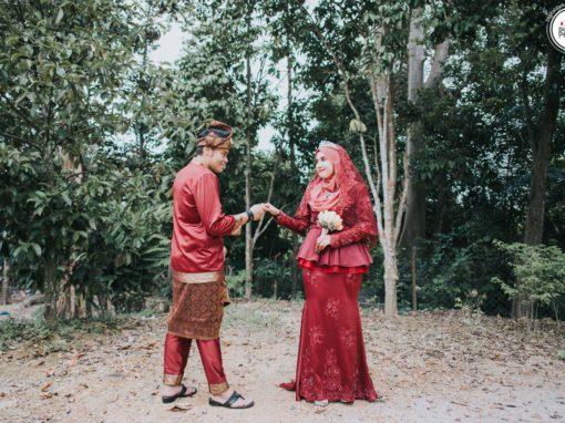 Nadirah + Fadzli | Wedding