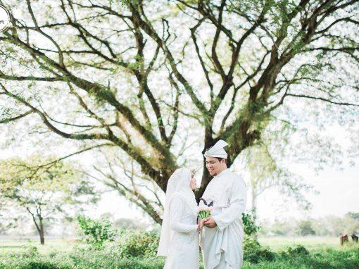 Nurul Faqihah + Zubair | Wedding