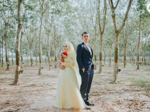 Ku Azniza + Izzaidi | Wedding