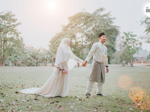 Linda + Fahmi | Solemnization
