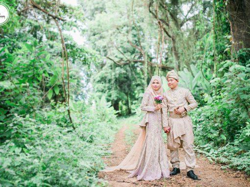 Nur Syafira + Fadli | Wedding