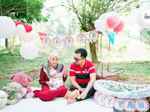 Faqih Dayyan Family Portraiture