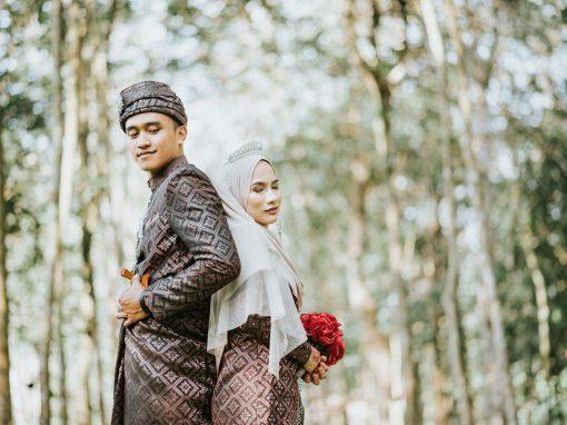 Kasyful Asymir + Nur Elfira | Wedding