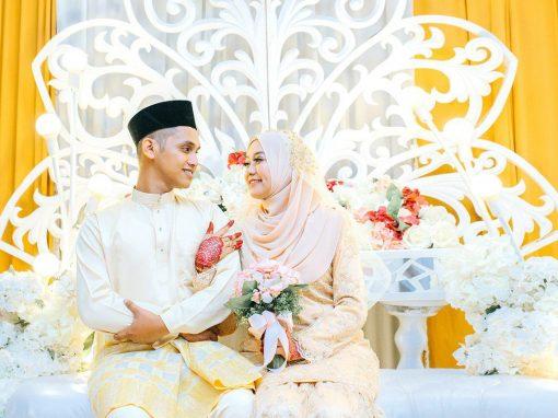 Fatimah + Syafiq | Solemnization