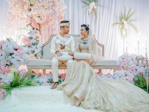 Nur Farhana + Rizal | Wedding