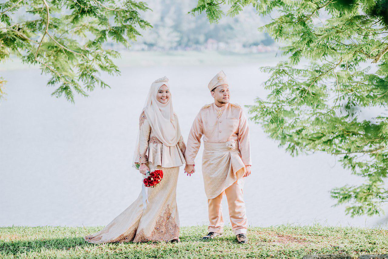 Dr Faezah + Husaini | Wedding
