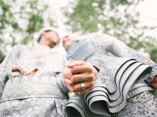 Izzatul Najwa + Syafiq | Wedding