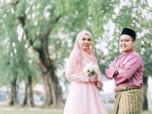 Nurhuda + Rasyad | Engagement
