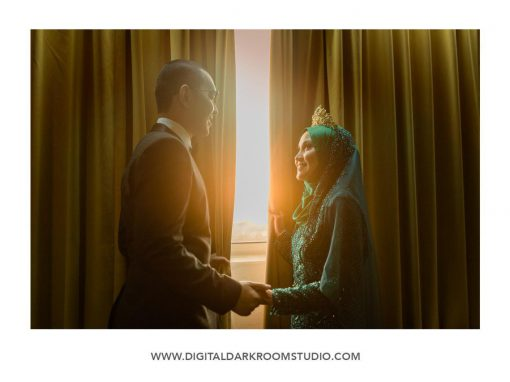 Dr Nur Syazleen + Mohd Daniel | Wedding