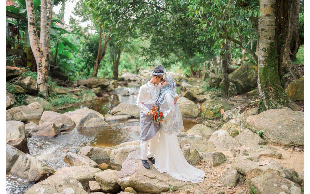 Nur Alya + Syazzwan | Wedding