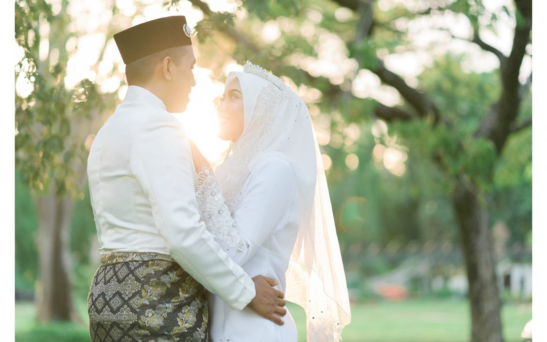 Nurafiqah + Hazwan | Wedding