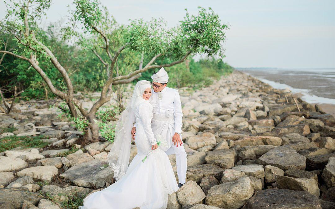 Nur Syazana + Hariz | Wedding