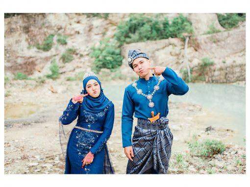 Zaitie + Ammar | Wedding